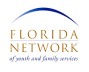 Logo for the Florida Network of Youth and Family Services