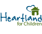 Logo for Heartland for Children