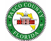 Logo for Pasco County
