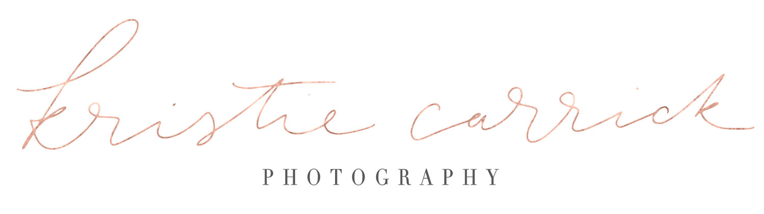 Kristie Carrick Photography - Wedding Photographer