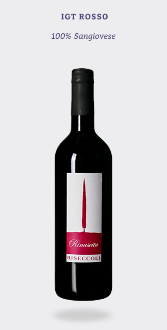 Our single-varietal Sangiovese wine exhibits immediate Tuscan appeal and character. To be enjoyed in just about any occasion.