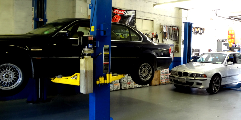 we are an independent car repair shop on Long Island