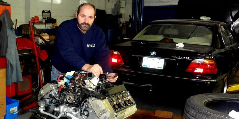 The Best Engine Rebuild Repair Shop Quality Auto Care On Long Island