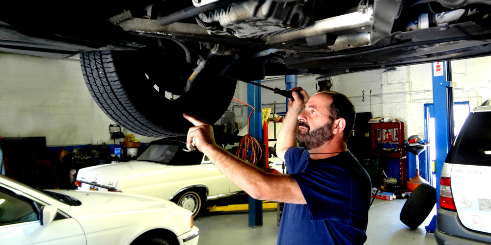 Quality Auto Care offers free car repair estimates in the Tri-State area