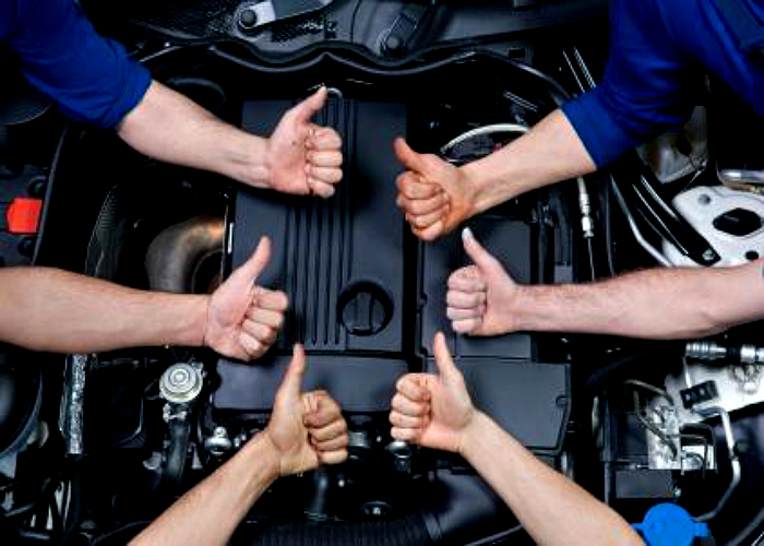 Quality Auto Care car repair shop does brake repair, muffler repair, engine repair and offers engine rebuild services on Long Island