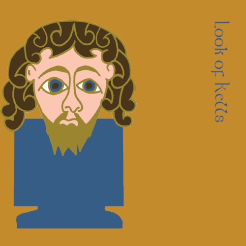 'Look of Kells' Greeting card