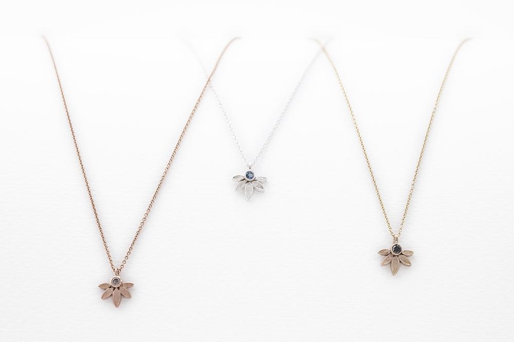 Necklaces anna wales lotus pendants audiocablefo