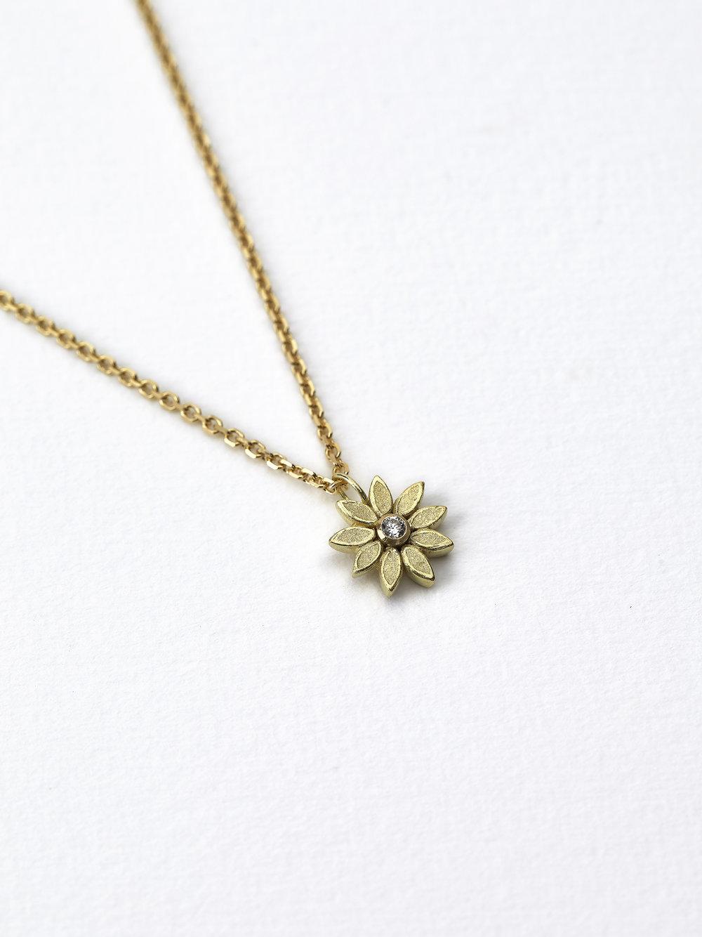 Moonflower Pendant