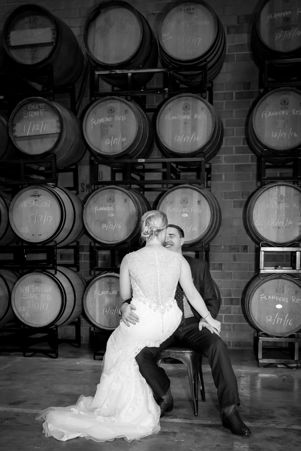 R&J | Charlotte Wedding Black & White672.jpg