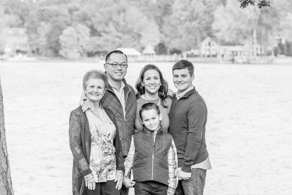 Glasgow Family Portrait Session 2017-B&W-1.jpg
