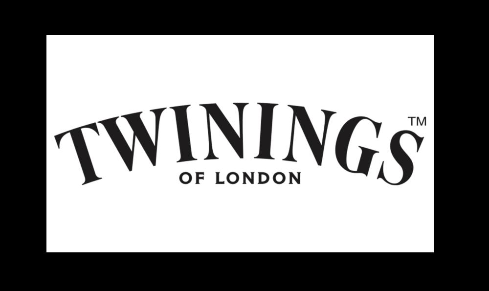 El logotipo de Twinnings apuesta por una tipografía con serif, que transmite ese espíritu clásico de la marca.