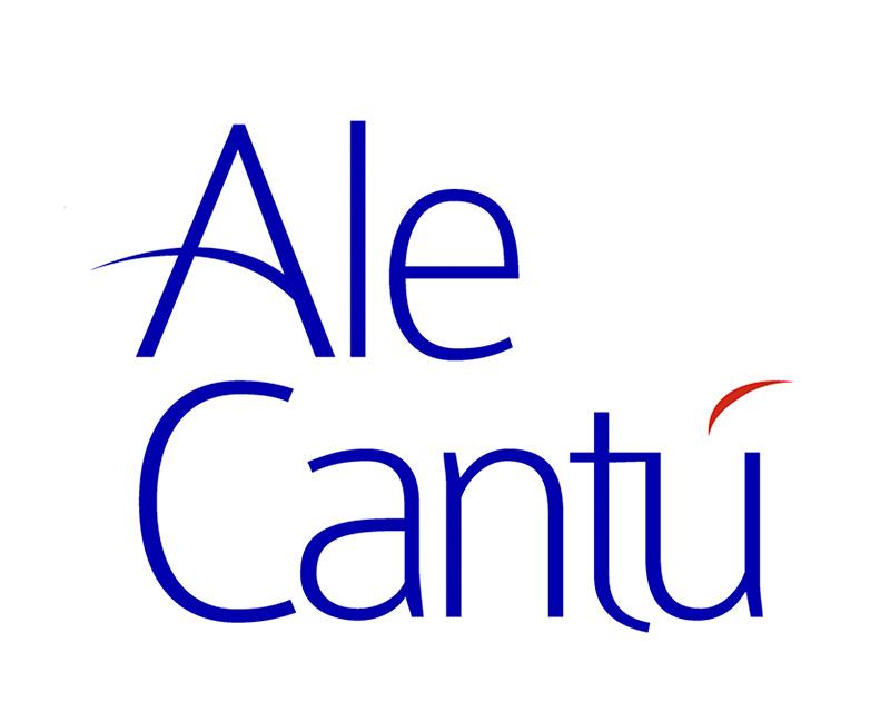Resultado después de ajustar la tipografía para el logo.