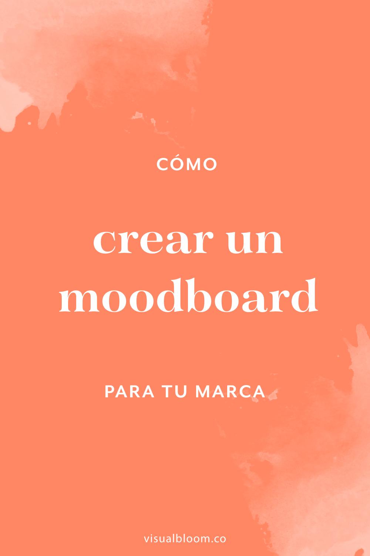Un Moodboard te va a ayudar a ganar claridad y enfoque a la hora de diseñar el estilo visual de tu marca. En este post te explico cómo hacer un Moodboard, y qué no le debe faltar para que funcione. #Moodboard #Branding #Diseño #Identidad #Inspiracion