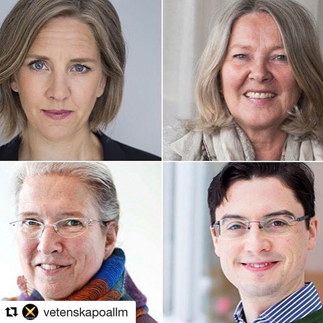 #Repost @vetenskapoallm with @get_repost ・・・ Välkomna till ett dialogseminarium i Stockholm om hur forskning kan stödja beslut i miljöfrågor! Det föregås av lunch och avslutas med mingel. Antalet platser är begränsade. Anmäl dig senast den 23 maj på vår hemsida.