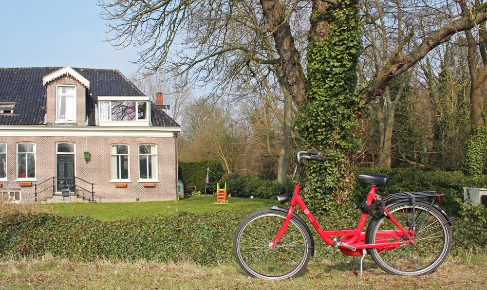 Amsterdam Bike Tour DIY