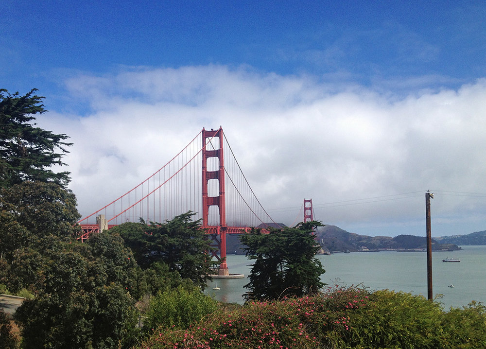 San Francisco - California Road Trip