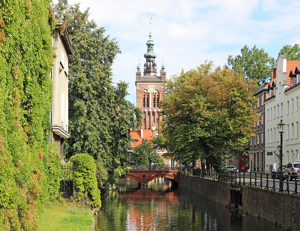 A Budget Guide to Gdansk, Poland
