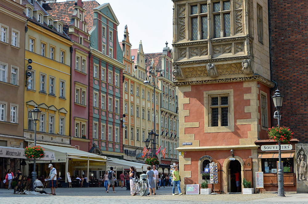 Wroclaw: Best Cities to Visit in Poland