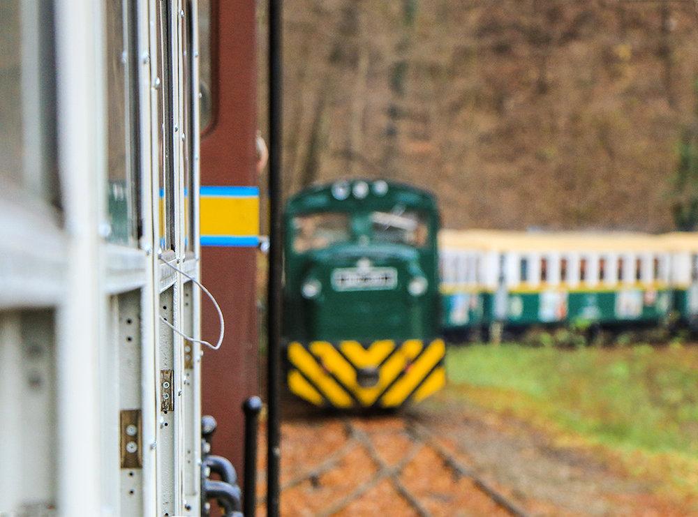 Lillafured, Hungary Train