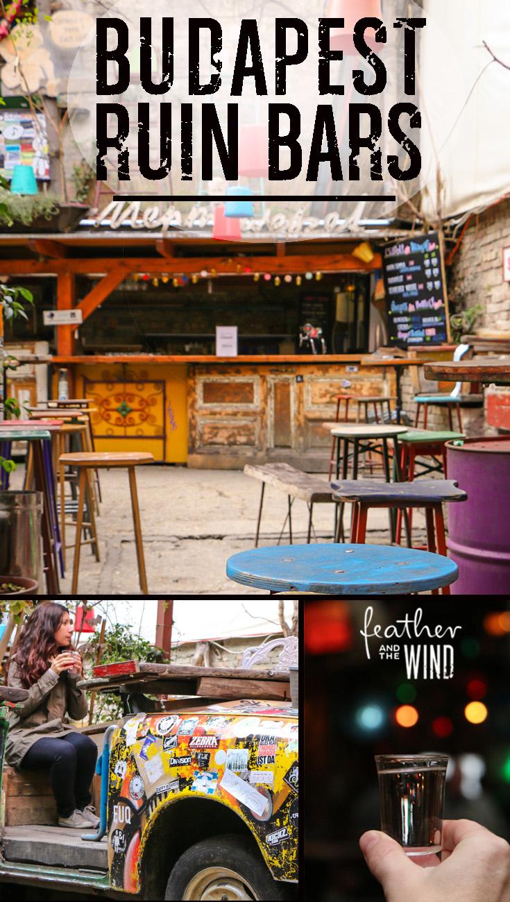 Best Ruin Pub in Budapest