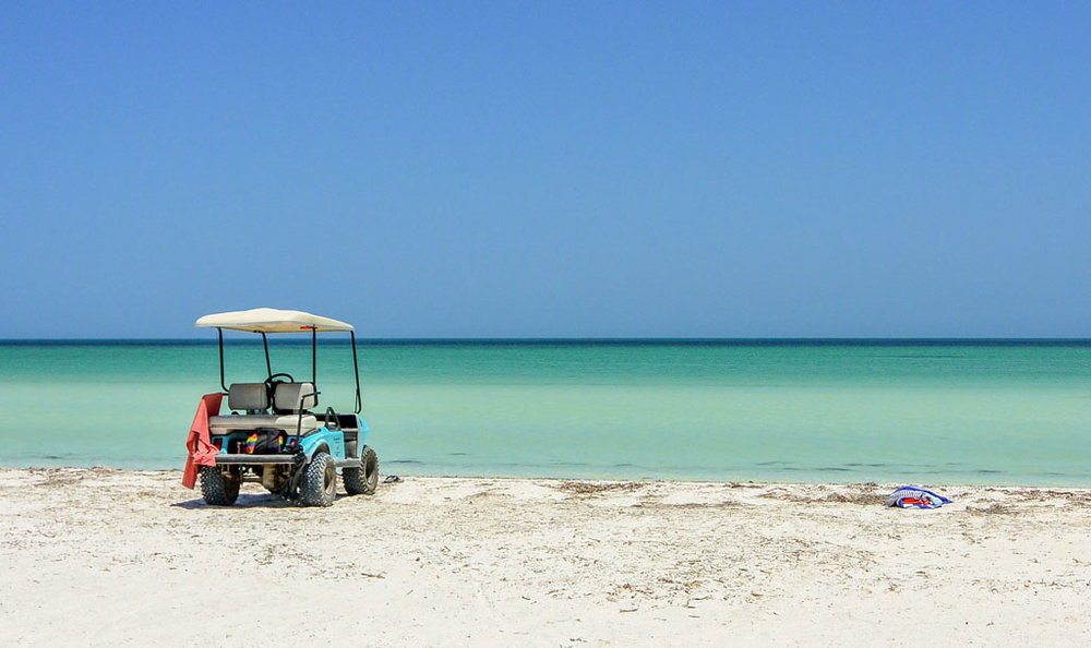Isla Holbox Mexico Beaches