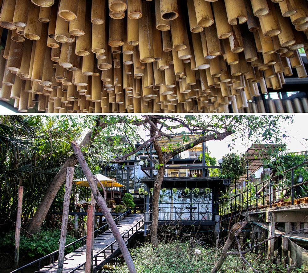 Biking in Bang Krachao - Bangkok Treehouse