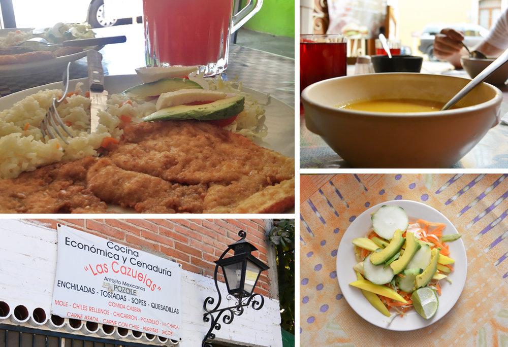 Comida Corrida: Mexican Food Guide