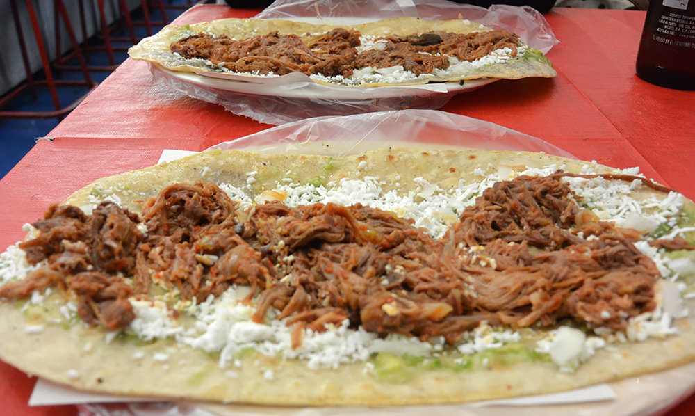 Huaraches: Mexican Food Guide