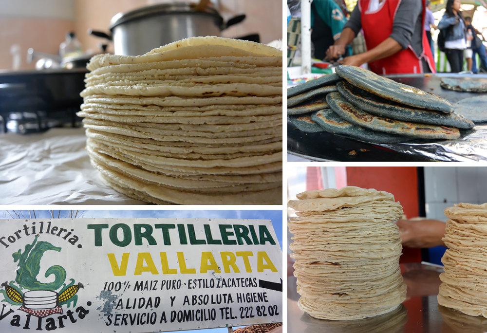 Tortillas: Mexican Food Guide