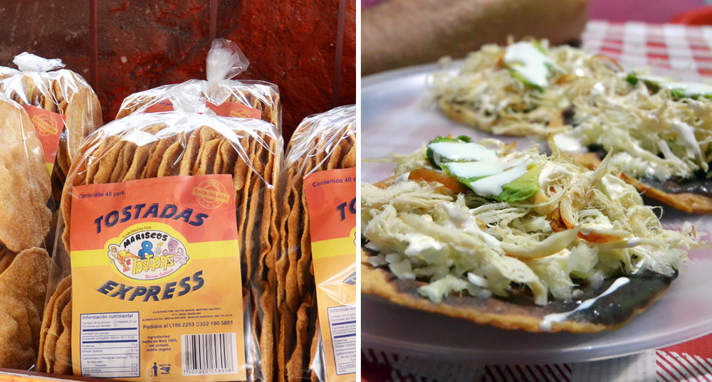 Tostadas: Mexican Food Guide