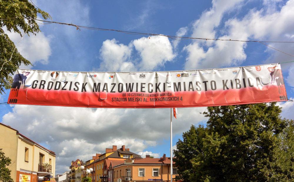 Grodzisk Mazowiecki, Poland