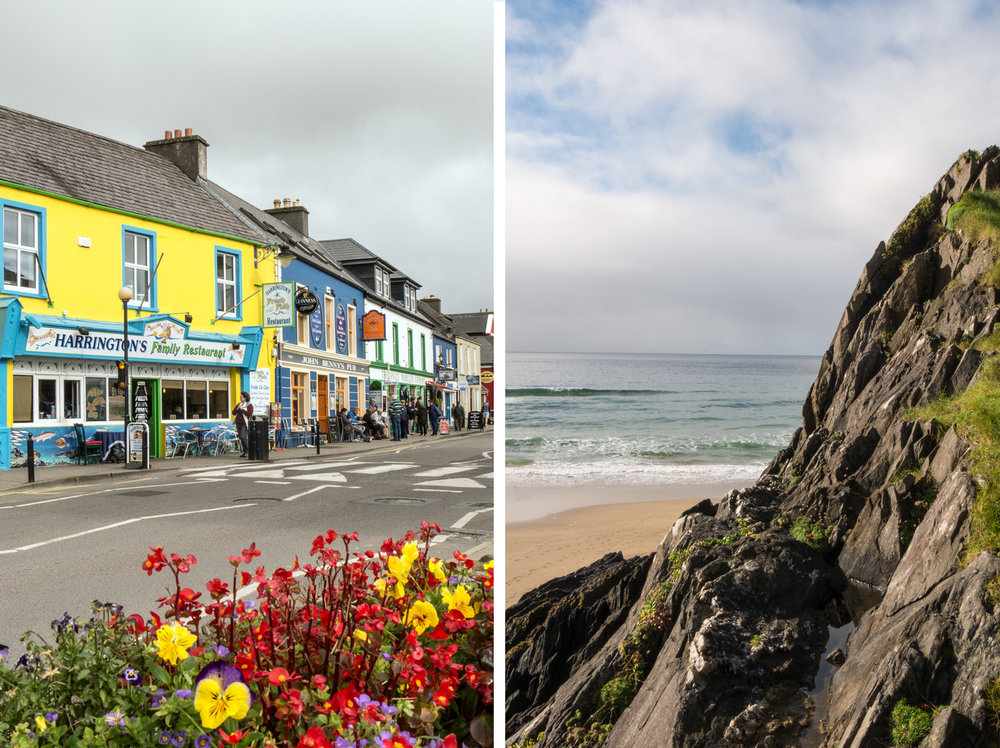 Slea Head Loop Drive - Ireland Road Trip