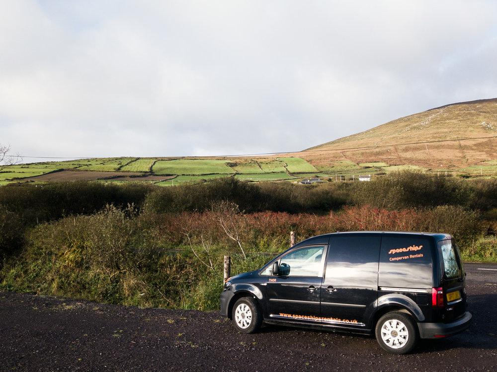 Ireland Campervan Road Trip