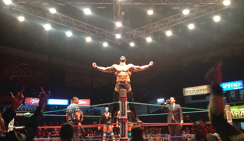 Things to do in Mexico City - Lucha Libre