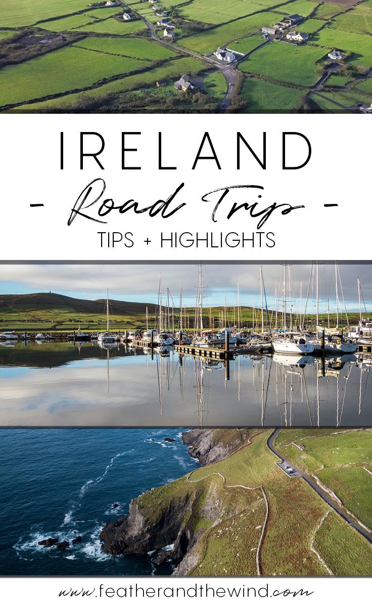 Ireland Campervan Road Trip Tips