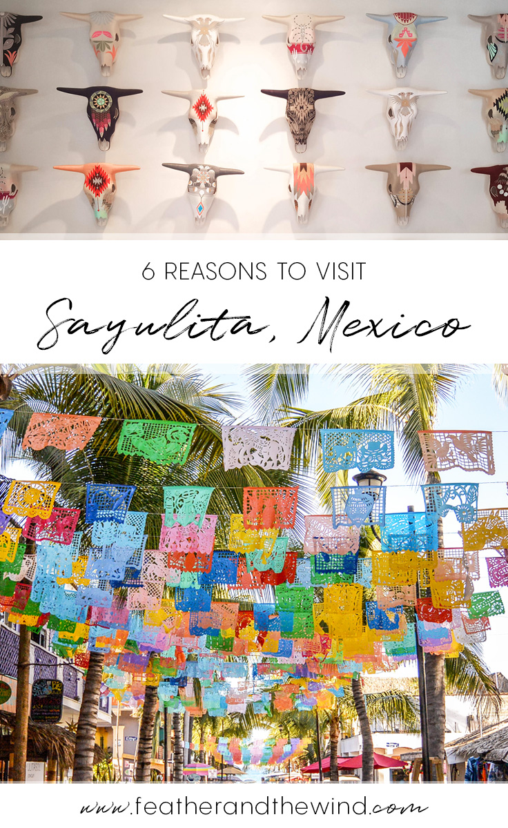 6 Reasons to visit Sayulita, Mexico