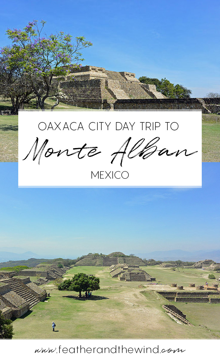 Oaxaca City Day Trip to Monte Alban - Mexico