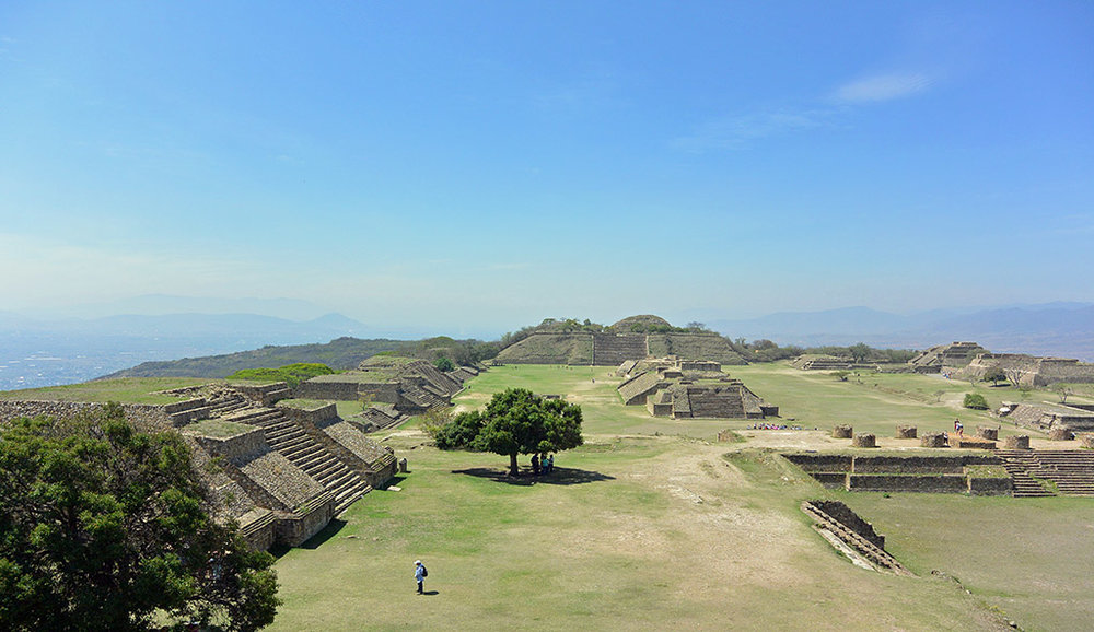 Oaxaca to Monte Alban Day Trip