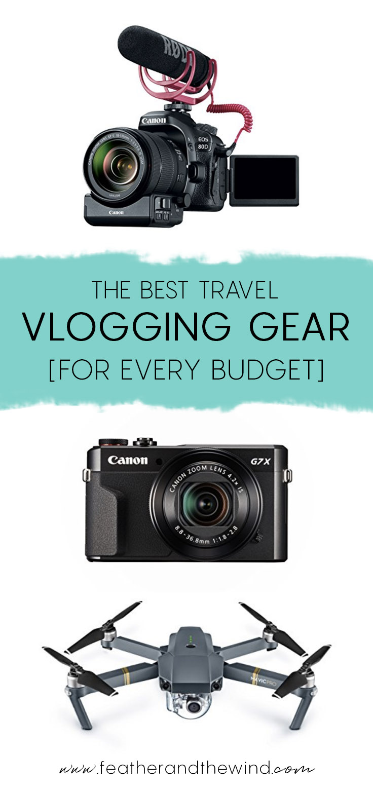 Best Budget Travel Vlogging Gear