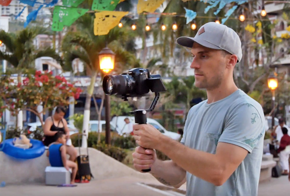Smoother video footage for travel videos