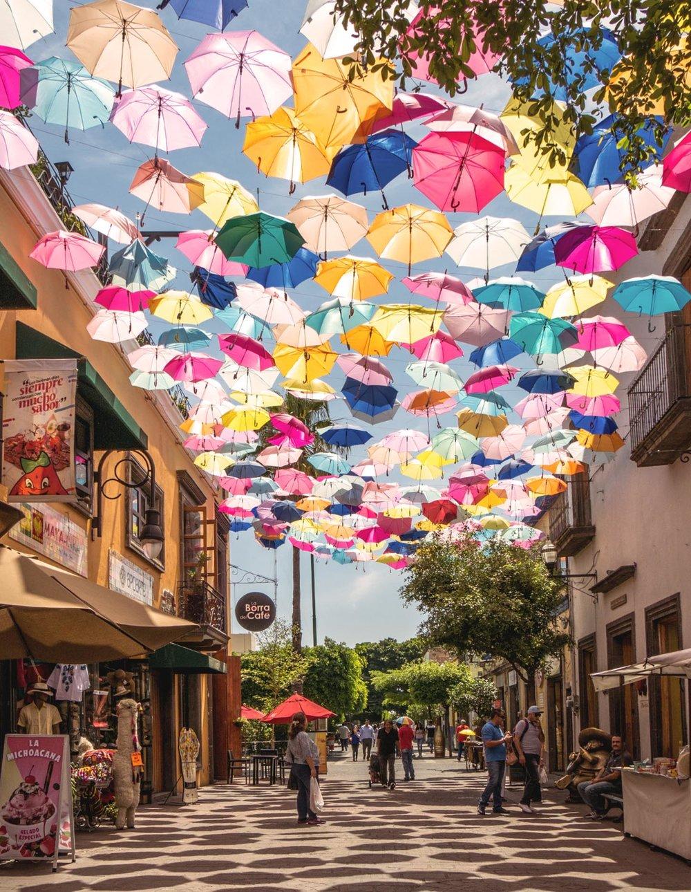 Guadalajara to Tlaquepaque, Jalisco