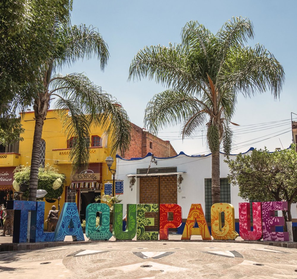 A Guide To Visiting Tlaquepaque Jalisco Feather And The Wind