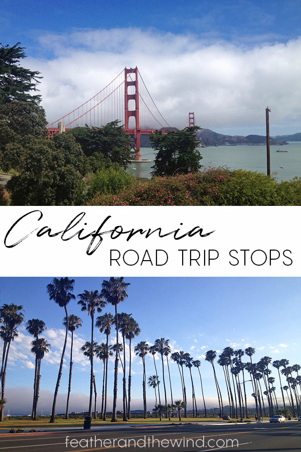 California Cruising: A Santa Barbara to San Francisco Road Trip