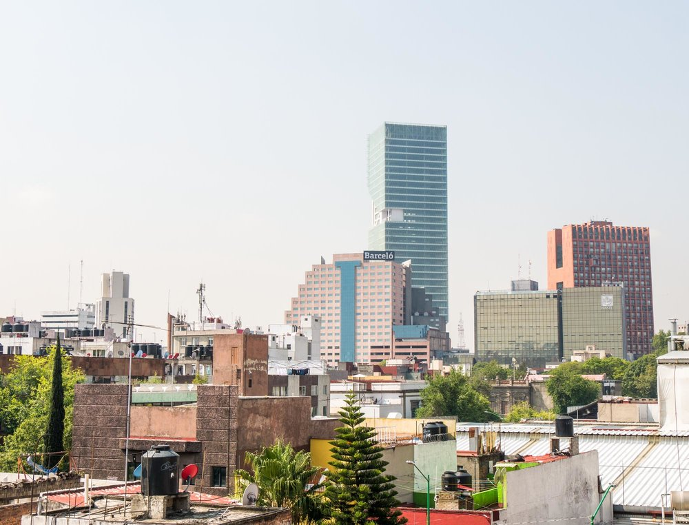 Mexico City Budget Apartment Rentals