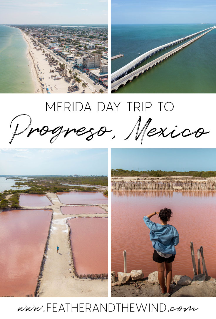 Merida Day Trip to Progreso, Mexico