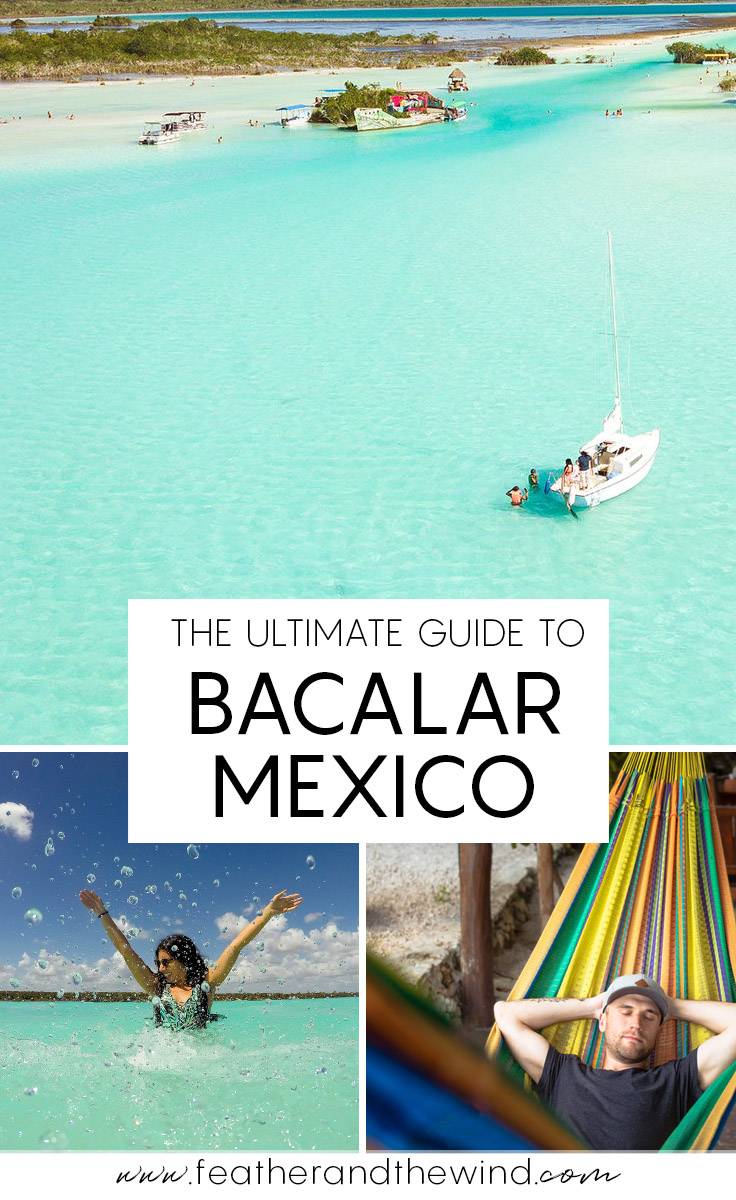 Bacalar, Mexico is a true slice of paradise! In this travel guide, you'll find everything you need to make the most of your stay in Bacalar.