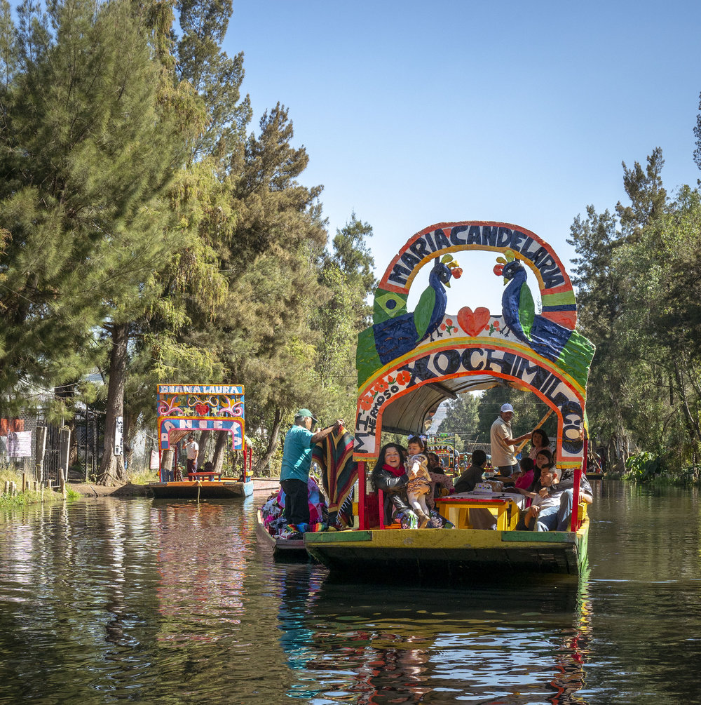Xochimilco, Mexico Day Trip Guide