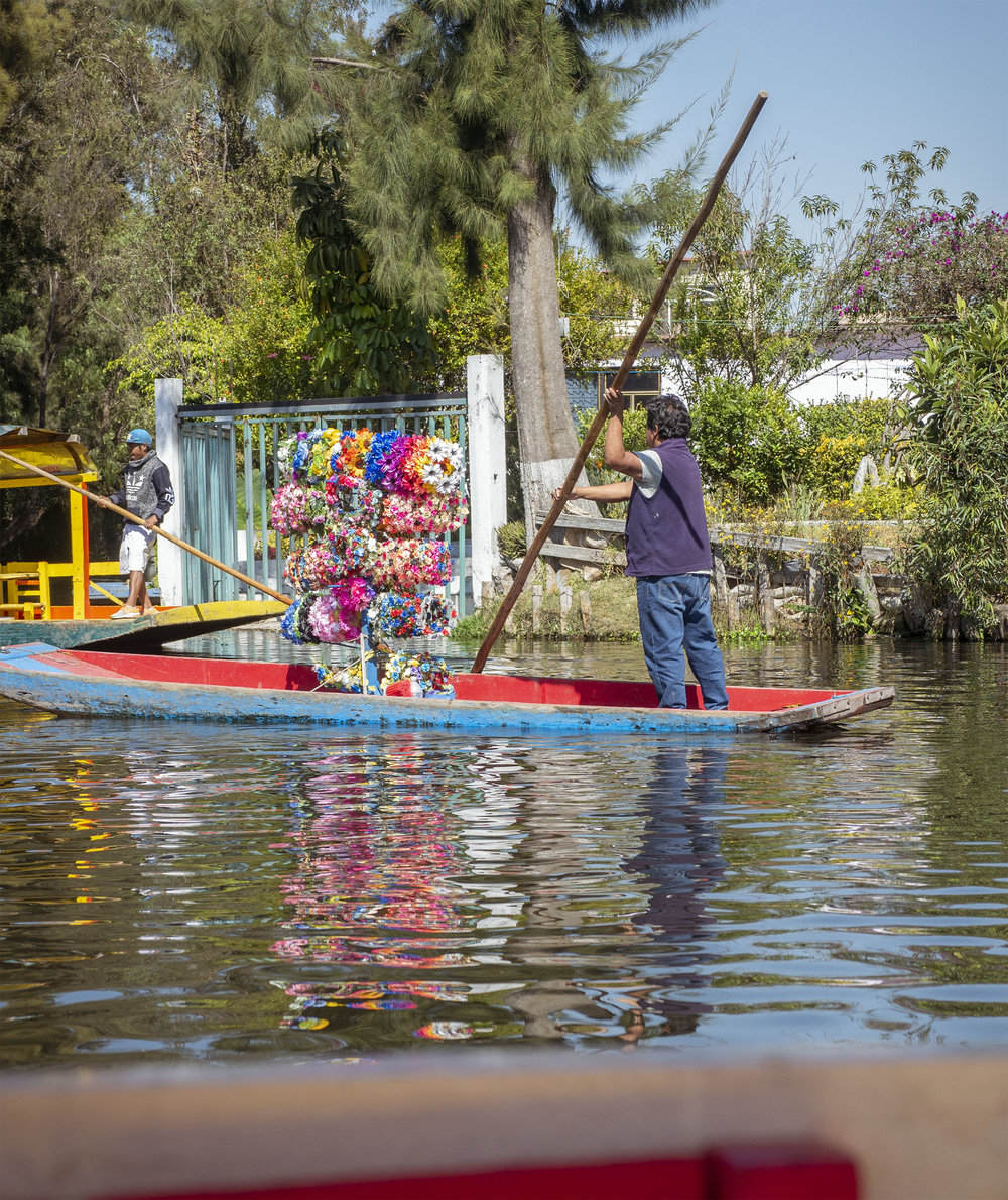 Xochimilco Mexico City Day Trip