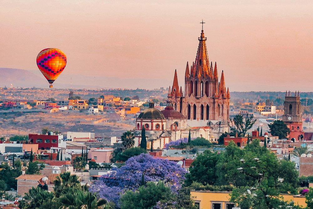 San Miguel de Allende, Mexico
