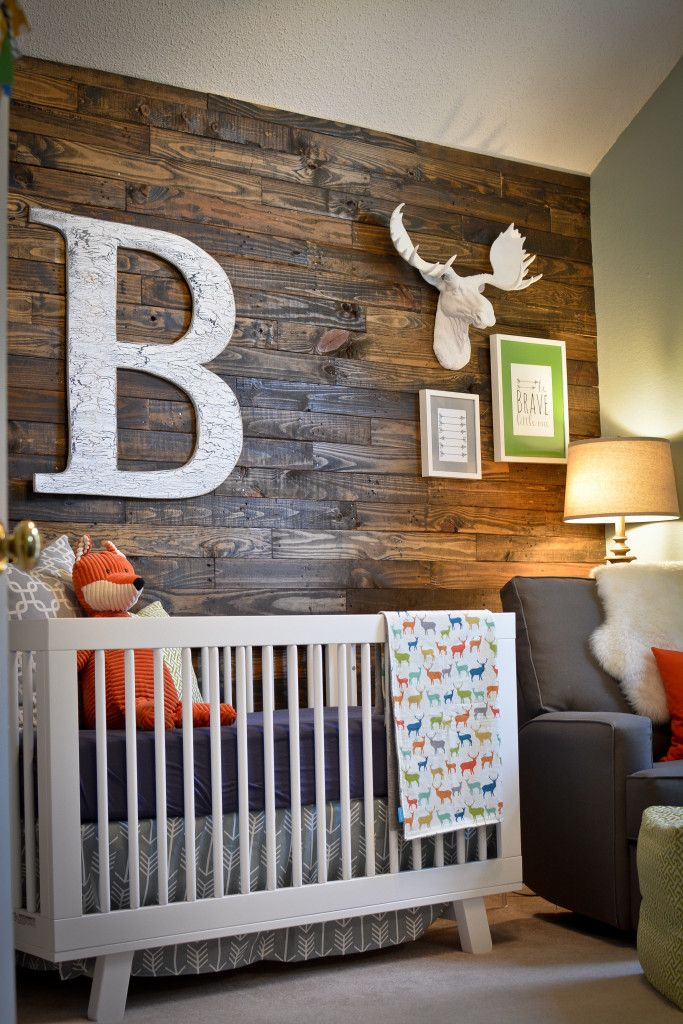 10 Amazing Wood Panel Ship Lap Nursery Ideas Alphadorable